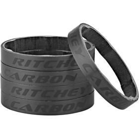 Ritchey WCS Spacer Carbon 5mm 5 Stück schwarz
